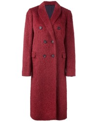 Brunello Cucinelli Double Breasted Mid Length Coat