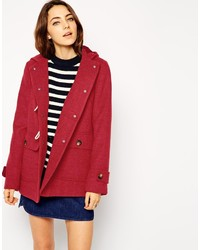 Asos Collection Ultimate Hooded Duffle Coat