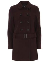 Dorothy Perkins Berry Multistitch Coat
