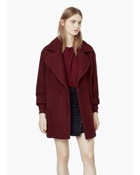 Mango Outlet Lapels Wool Coat