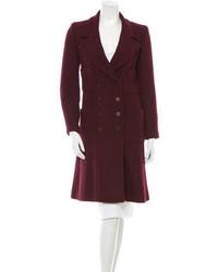 Chanel Lurex Tweed Coat