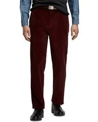 Brooks Brothers Clark 8 Wale Corduroy Pants