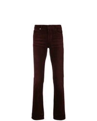 Saint Laurent Corduroy Slim Fit Jeans