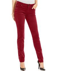 Diana skinny corduroy pants medium 324841