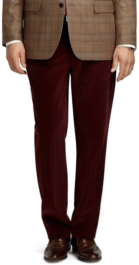 Hudson 8 Wale Corduroy Pants | Where to buy & how to wear