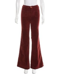 Corduroy wide leg pants w tags medium 5387650