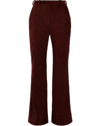 Tessel wide leg corduroy trousers medium 5387651