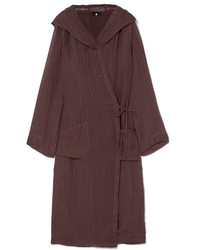 SU Paris Koaci Hooded Robe