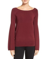 Chelsea28 Flare Sleeve Sweater