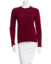Calvin Klein Collection Knit Cashmere Sweater