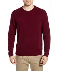 Nordstrom Men's Shop Nordstrom Cashmere Crewneck Sweater