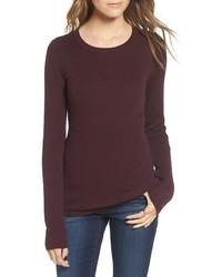 Rib knit pullover medium 1158454