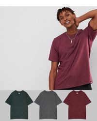 Pack Pour Multi Shirt T Dickies Homme Shirts Hommes Proof Color zqSUMGjLVp