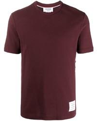 Thom Browne 4 Bar Motif Short Sleeve T Shirt