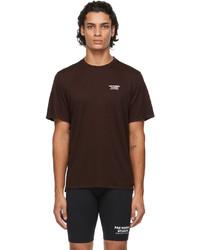 Pas Normal Studios Burgundy Balance T Shirt