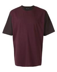 Qasimi Colour Blocked T Shirt