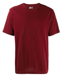Z Zegna Crew Neck T Shirt