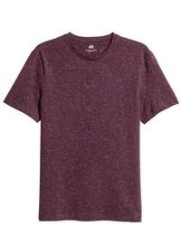 H&M Crew Neck T Shirt Slim Fit