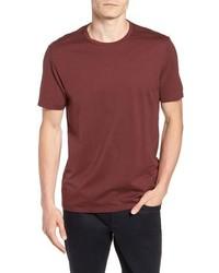 Calibrate Jacquard Crewneck T Shirt