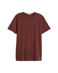 Tact & Stone Luxe Organic Cotton Hemp T Shirt