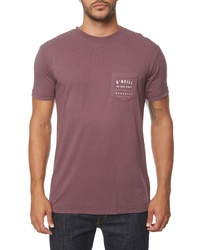 O'Neill No Bad Vibes Pocket T Shirt