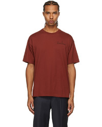 Undercover Red Markus Akesson Edition Graphic T Shirt