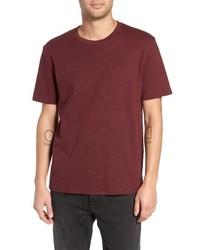 Treasure & Bond Regular Fit Slub Knit T Shirt