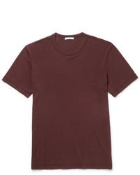 James Perse Slim Fit Cotton Jersey T Shirt