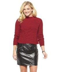 Mossimo Crop Pullover Sweater