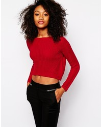 Vero Moda Mix Knit Sweater
