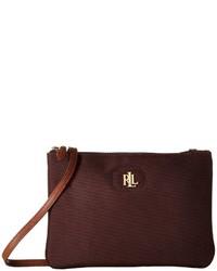 87a64d4ccb80 Lauren Ralph Lauren Bainbridge Tara Crossbody Cross Body Handbags