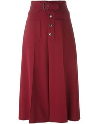 RED Valentino High Waisted Culottes