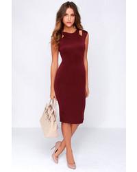 Lulus more and amore black midi dress medium 108995