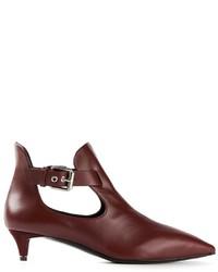 Giuseppe zanotti design cut out ankle boots medium 134300