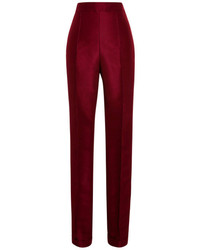 Burgundy dress pants original 1520547