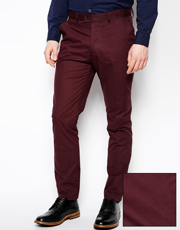Excellent BEACH RIOT Autumn Pant In Burgundy
