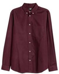 Oxford shirt regular fit medium 5029142