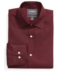 Bonobos Slim Fit Dot Dress Shirt