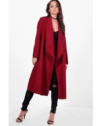 Freya waterfall wool look duster medium 3725542
