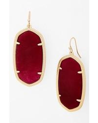 Kendra Scott Danielle Large Oval Statet Earrings