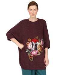 Antonio marras wool merino knit sweater medium 35460