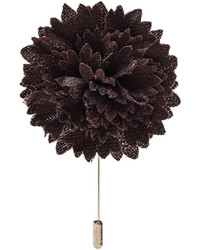 Lanvin Viscose Flower Tie Pin