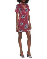 Trixxi Gigi Floral Shift Dress