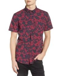 The Rail Printed Cotton Poplin Shirt