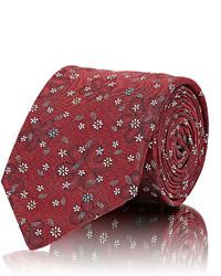 Bigi Bigi Floral Jacquard Necktie