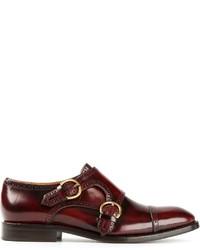 Burgundy Footwear