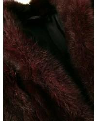 Pine marten fur coat medium 7942408