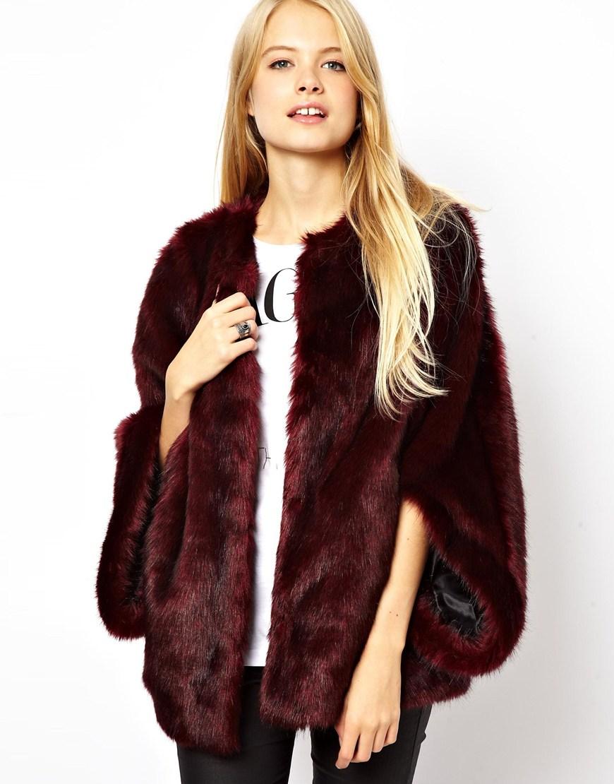 Buy Faux Fur Coat
