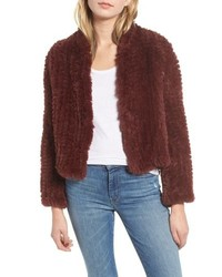 Heartloom Rosa Faux Fur Jacket
