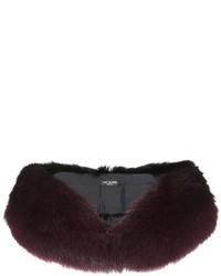 Yves Salomon Meteo Fur Collar